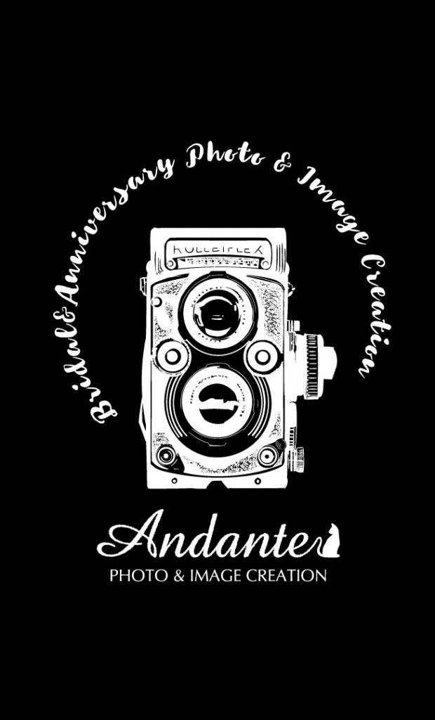 Andante様 名刺&ロゴマーク