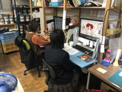 職場体験学習の受け入れ(CSR)